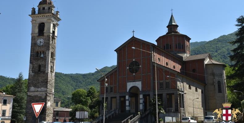 Cicagna, santuario NS dei miracoli