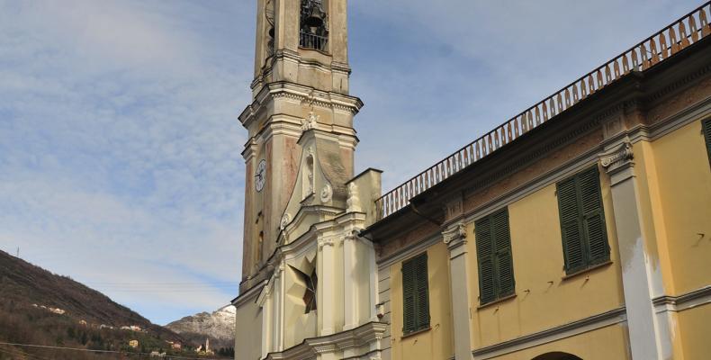 chiesa di Moconesi