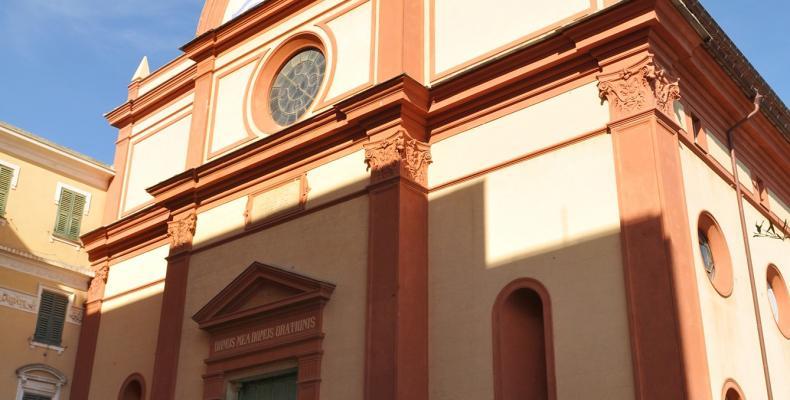 Cogoleto, Chiesa di Santa Maria Maggiore