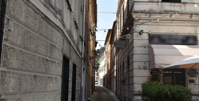 Cicagna, via G. Mazzini