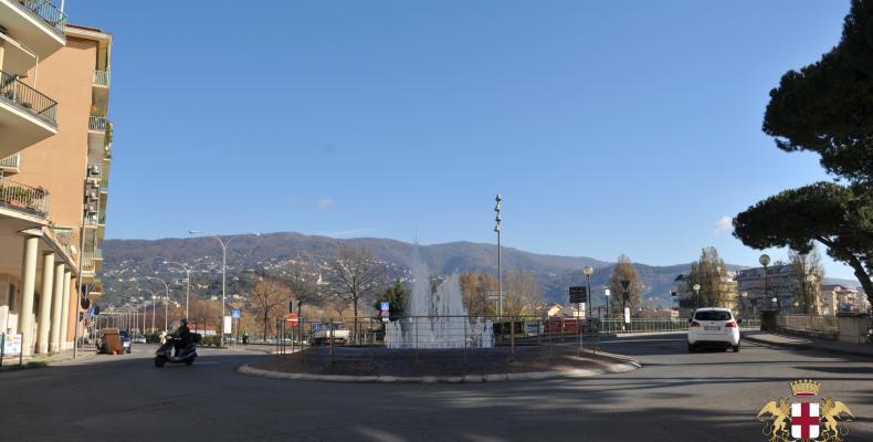 Chiavari, Fontana di Corso Dante