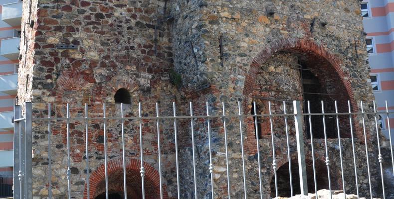 Cogoleto, vecchia fornace