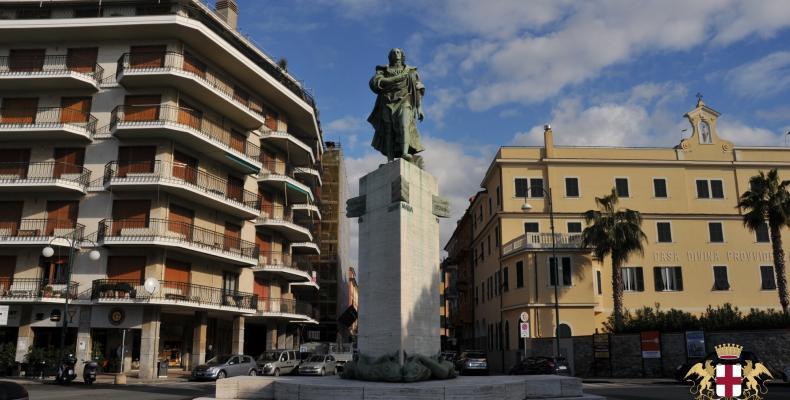 Chiavari, Corso Cristoforo Colombo