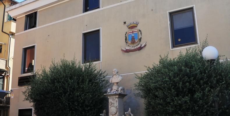 Cogoleto, sede del municipio