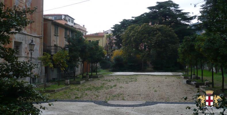 Chiavari, Parco Villa Rocca