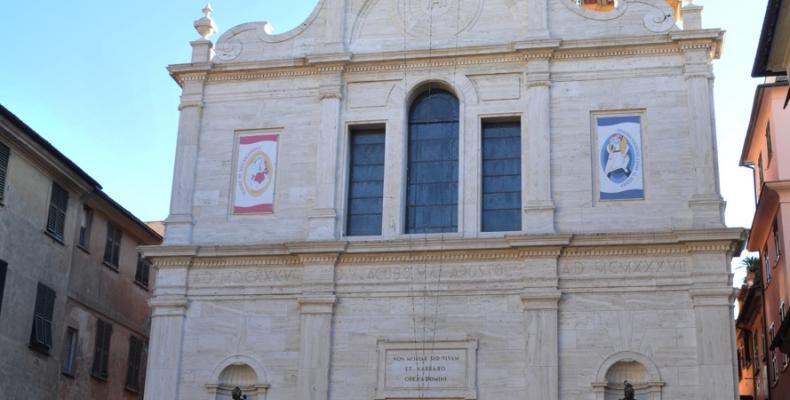 Chiavari, Parrocchia S. Giacomo Rupinaro