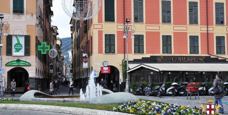 Chiavari, Piazza Matteotti