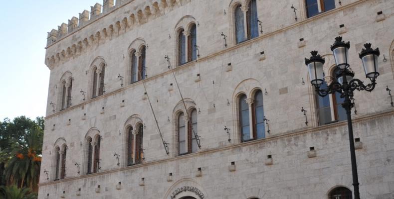 Chiavari, Piazza Mazzini