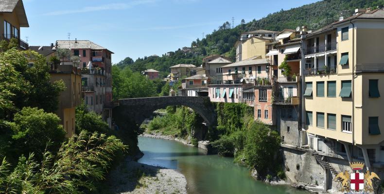 Cicagna, ponte vecchio