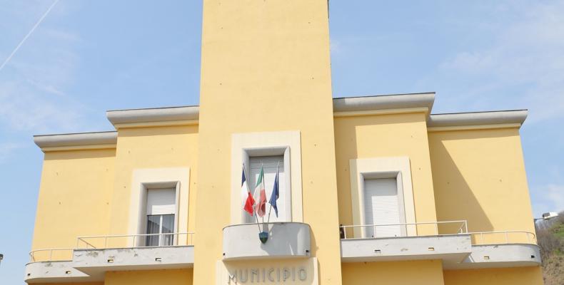 Campo Ligure, sede del municipio