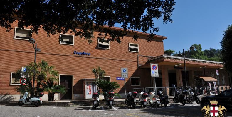 Cogoleto, stazione ferroviaria