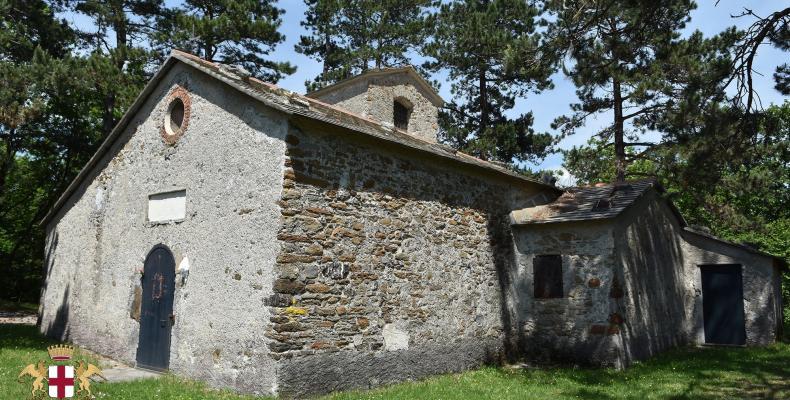 Tassorello, Chiesa di San Martino del Vento