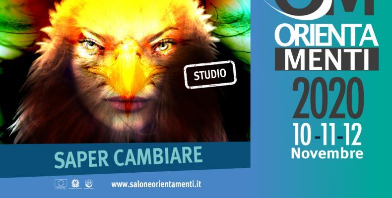 """Al via il 25° Salone Orientamenti. Tre giornate """"online"""" sulla nuova piattaforma saloneorientamenti.it"""