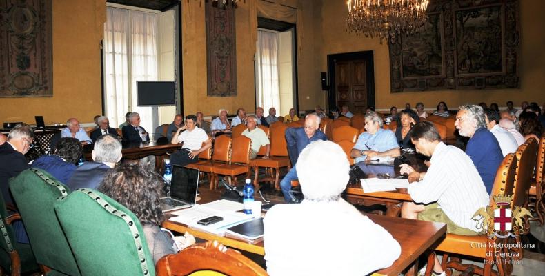 Seduta Conferenza Metropolitana