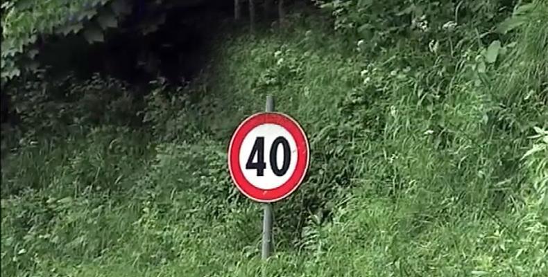 Strade, 40 km all'ora sulla sp 26 (dopo conscenti sino al biscia)