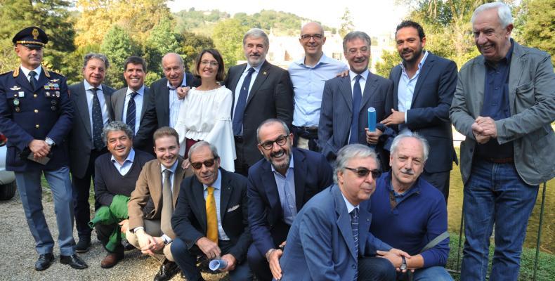 Villa Serra: una festa-simbolo ha dato il via alla ripresa delle attività