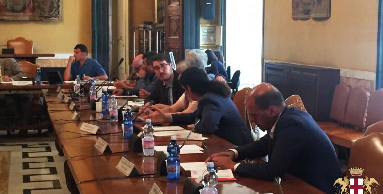 News: Democrazia e pluralismo, il consiglio metropolitano vara cinque commissioni