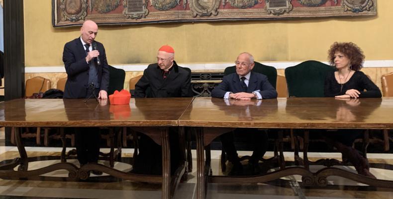 il benvenuto del consigliere Anzalone a Bagnasco