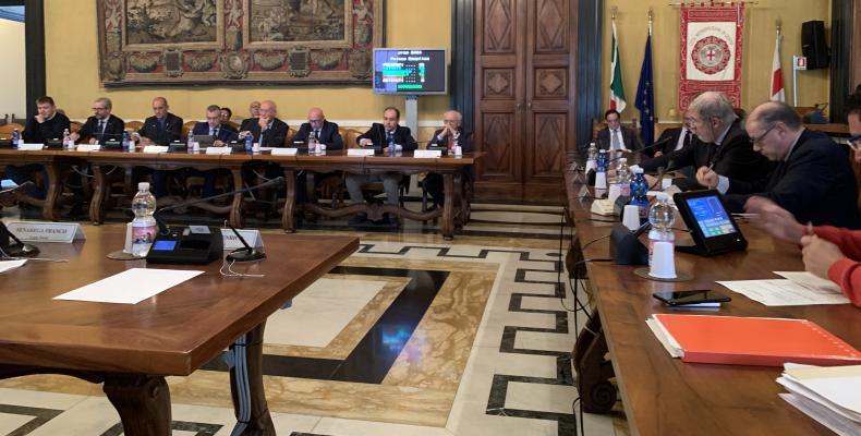 Consiglio Metropolitano del 23 Ottobre 2019