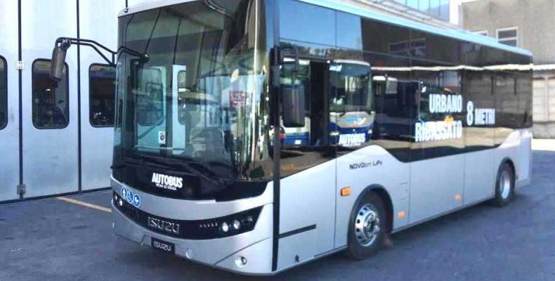 Immagine SP 227 di Portofino: da ATP un mini bus a grande capienza