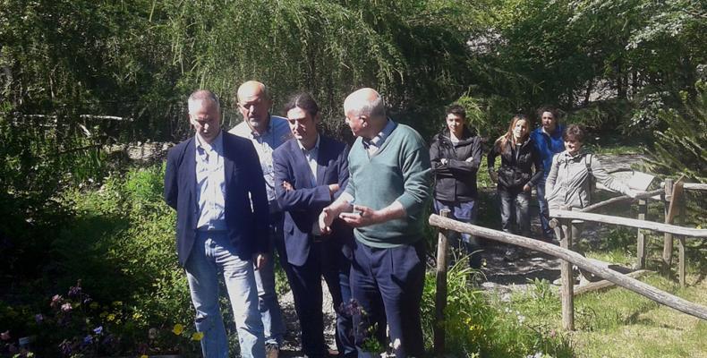 News: Pratorondanino, salvo il giardino botanico con il contributo di iren alla città metropolitana