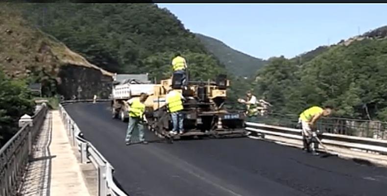 News: SP 63 delle Gabbie: asfaltature dal 28 Agosto al 5 Settembre