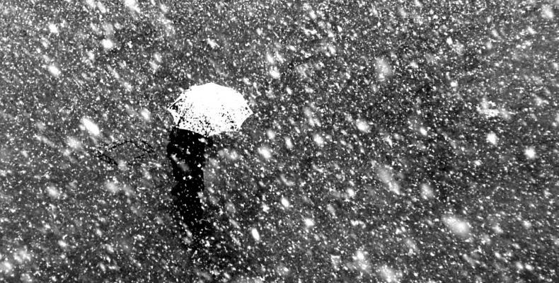 nevicata neve maltempo