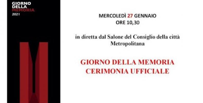 Giorno della memoria 2021: la cerimonia ufficiale a Palazzo Doria Spinola