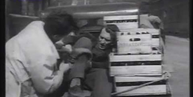 """Restauro del film """"Achtung banditi"""""""