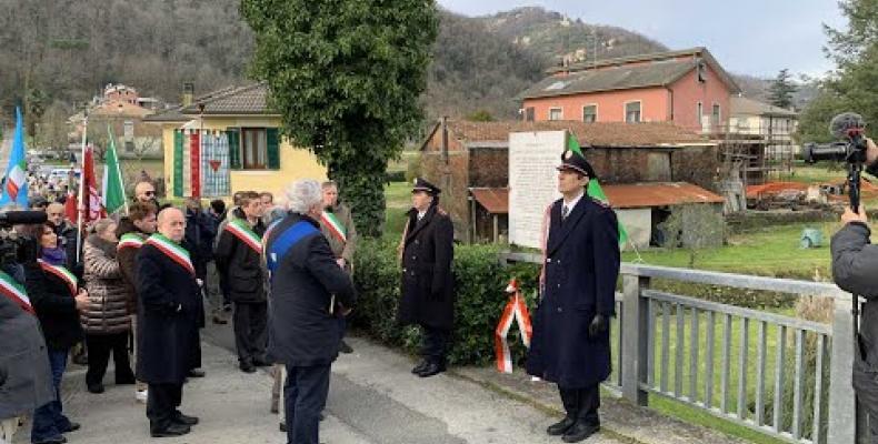 Coreglia Ligure ricorda il campo 52 insieme ai giovani