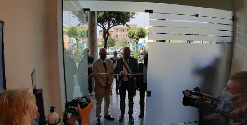 Inaugurata a Chiavari la nuova centrale operativa ATP