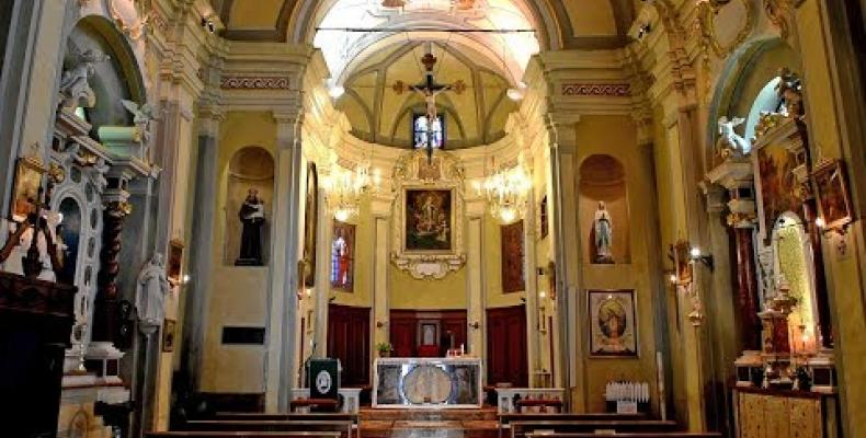 Chiesa di Santa Caterina da Siena (Gorreto)