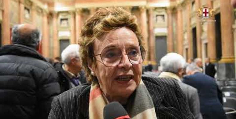 Intervista a Fernanda Contri per il giorno della memoria