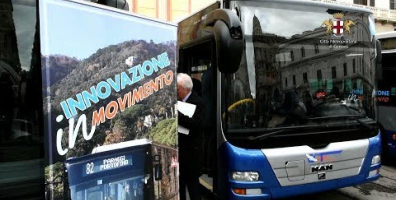 Il sindaco Bucci parla del nuovo piano ATP