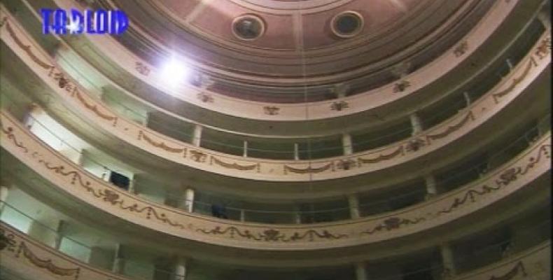 Restauro del Teatro Sociale di Camogli