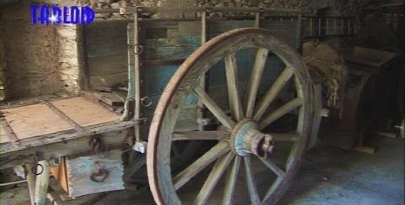 Museo di civilità contadina di Montebruno