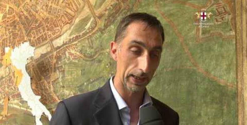 """Simone Franceschi subentra in consiglio nel gruppo """"Patto Metropolitano"""""""