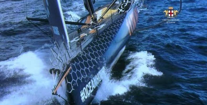 Ocean Race 2021-22 una grande occasione per Genova e il suo territorio
