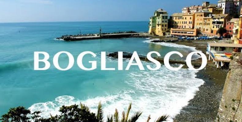Bogliasco tipico borgo marinaro della Riviera Ligure