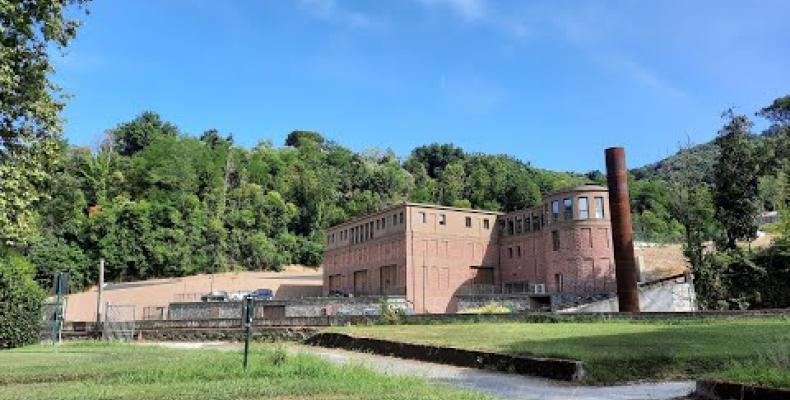 Inaugurazione nuovo depuratore di Rapallo