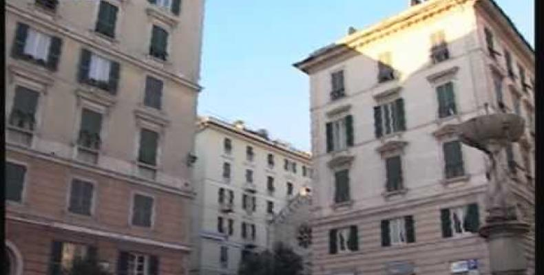 """Presentazione concorso fotografico """"fontane di Genova"""""""