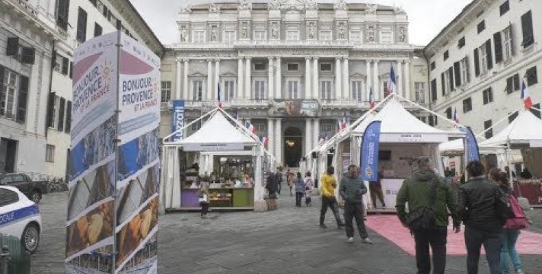 @GenovaMetropoli e Marsiglia: la sinergia continua