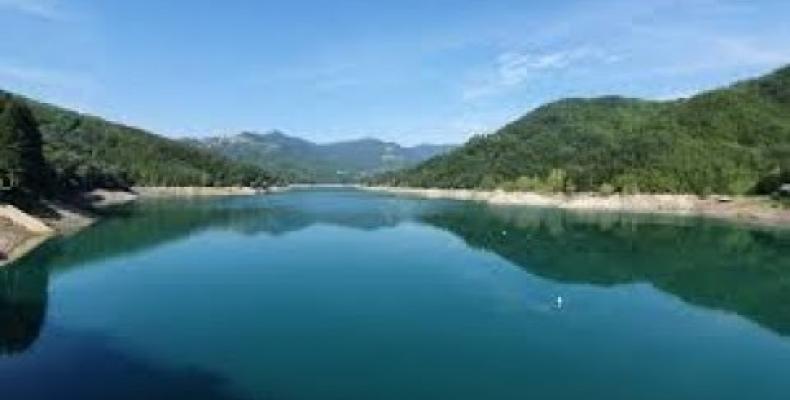 Lago del Brugneto: al via il progetto Aqua World