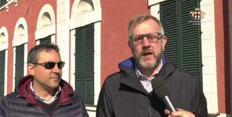 Villa Serra di Cornigliano: Città Metropolitana e Comune valutano soluzioni per usi didattici