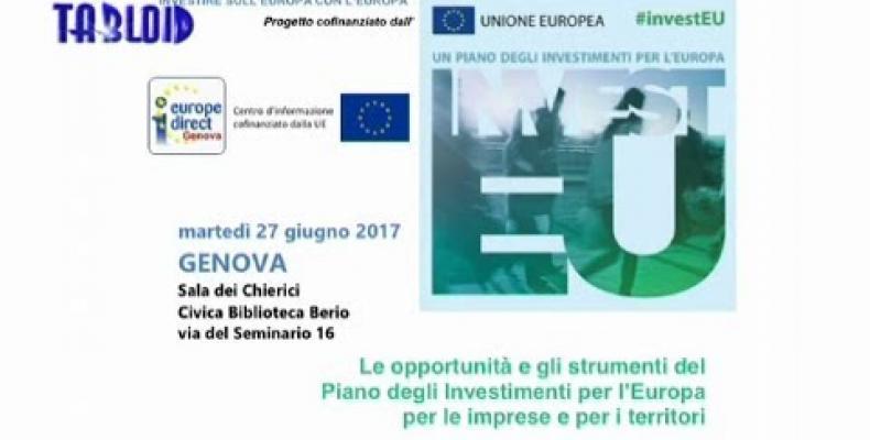 Investire sull'Europa con piani di investimento europei