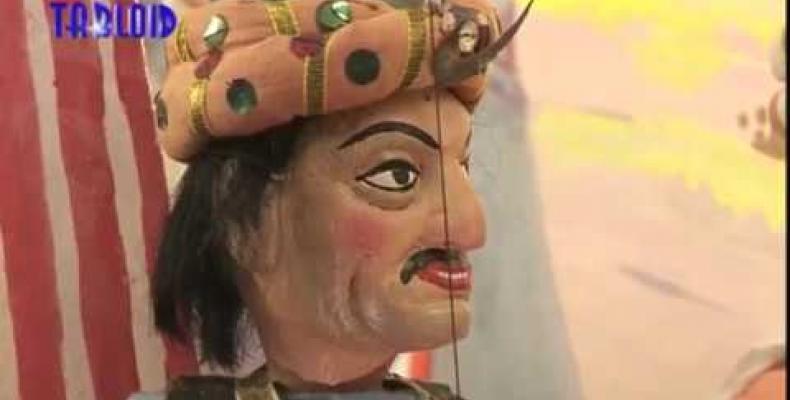Il Museo delle marionette Angelo Cenderelli di Campomorone