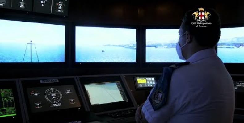 Nuovi simulatori per l'Accademia della Marina Mercantile