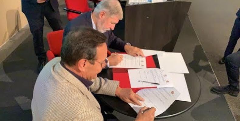 Firma del protocollo d'intesa per il microcredito imprenditoriale