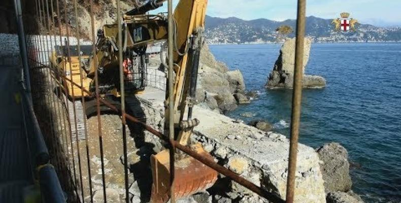 Al via i lavori di ricostruzione della SP 227