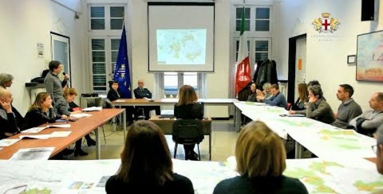 Presentato lo schema di progetto del Piano Urbanistico Intercomunale della Val Polcevera